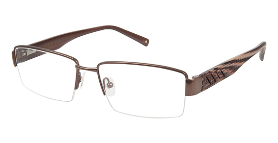Perry Ellis PE 337 Brown