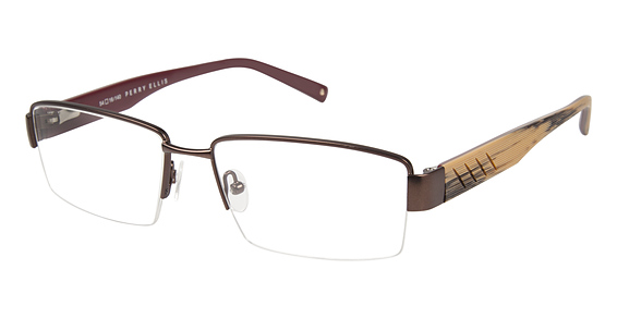 Perry Ellis PE 337 Dark Chocolate