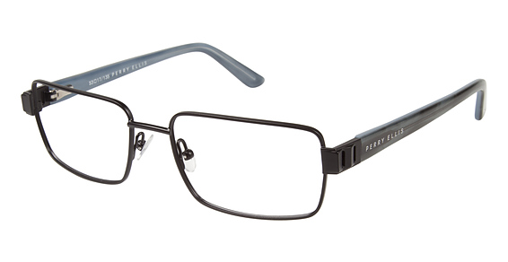 Perry Ellis PE 339 Black Matte