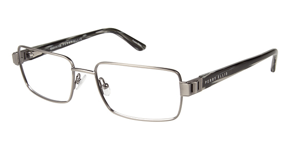 Perry Ellis PE 339 Gunmetal