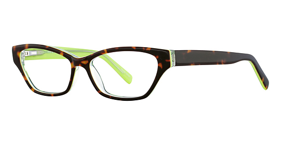 Reflections R758 Tortoise/Lime