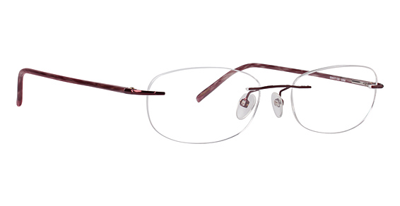 Totally Rimless TR 192 Soft Brown
