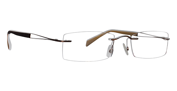 Totally Rimless TR 184 Navy