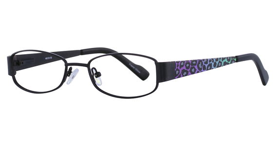 K-12 4063 Purple Leopard