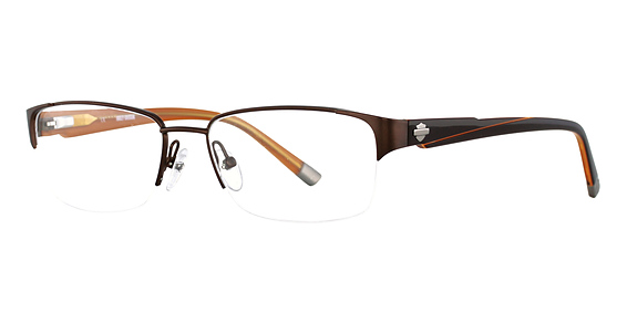 Harley Davidson HD0491 (HD 491) Eyeglasses