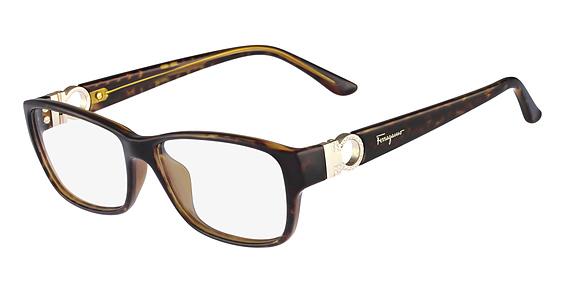Eyeglass Frames Tucson : Salvatore Ferragamo SF2666R Eyeglasses Frames