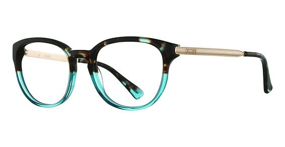 Guess GU2461 (GU 2461) Eyeglasses Frames