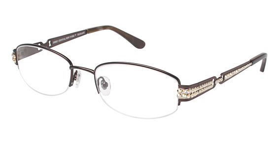 Eyeglass Frames New York : Jimmy Crystal New York Elegant Eyeglasses Frames