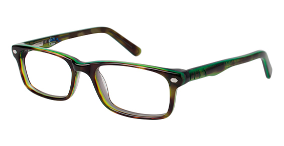 Teenage Mutant Ninja Turtles Commander Eyeglasses Frames