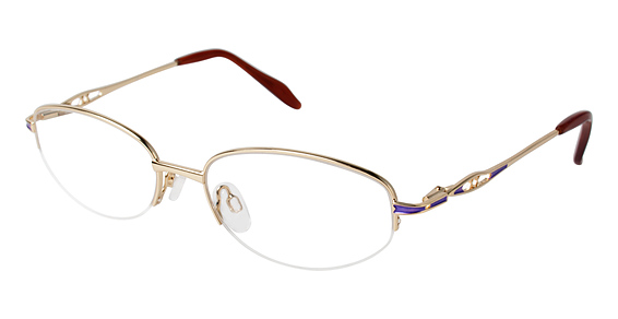 L'Amy C By L'Amy 520 Eyeglasses