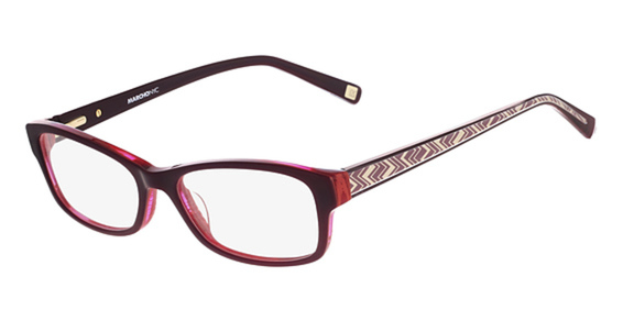 Marchon M Nolita Eyeglasses Frames