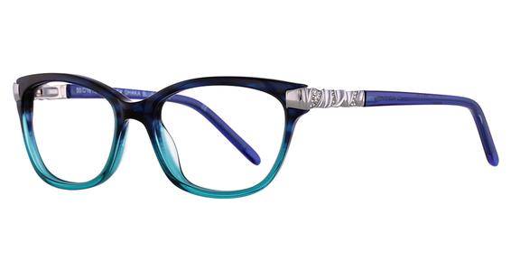 Ellen Tracy Dhaka Eyeglasses Frames