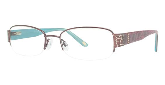 Daisy Fuentes Eyewear Daisy Fuentes Violetta Eyeglasses