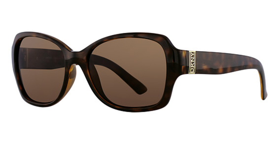 DKNY DY4111 METALLIZED BROWN