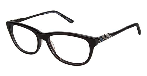 Jimmy Crystal New York Valletta Eyeglasses Frames