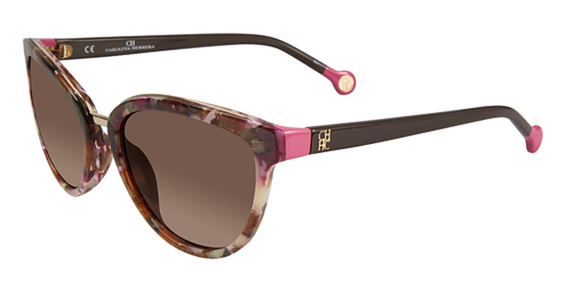 CH Carolina Herrera SHE688 Sunglasses