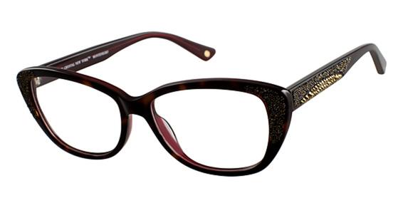 Jimmy Crystal New York Montenegro Eyeglasses Frames