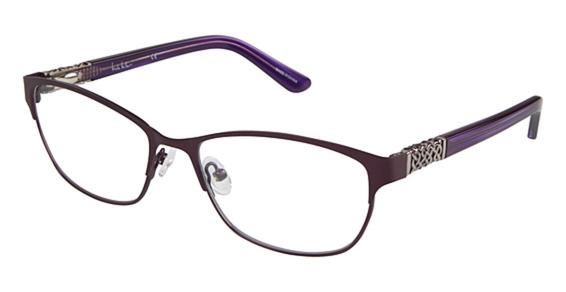 Nicole Miller Chestnut Eyeglasses