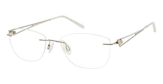 Charmant Titanium TI 10974 Eyeglasses Frames