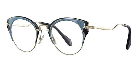 Miu Miu MU 52PV Eyeglasses Frames