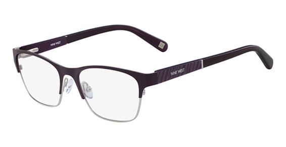 factory authentic outlet on sale san francisco Nine West NW1072 Eyeglasses Frames