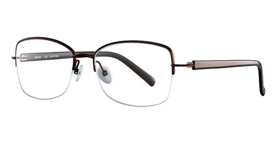 Port Royale Grace Eyeglasses Frames