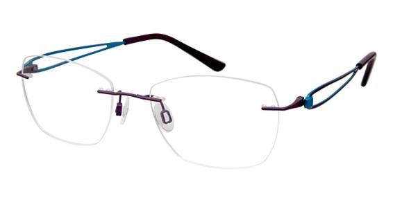 Charmant Titanium CH 10977 Eyeglasses
