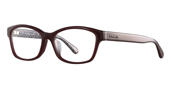Coach HC6116F (Asian Fit) Eyeglasses
