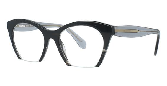 19cb646c494db Miu Miu MU 03QV Eyeglasses Frames