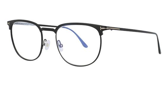 Tom Ford FT5549-B Eyeglasses