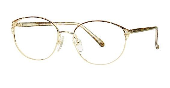Silver Dollar Louise Eyeglasses