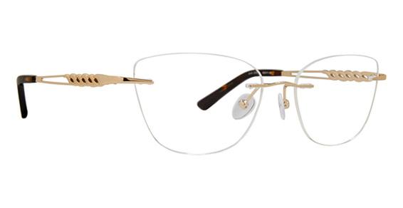 Totally Rimless TR 295 Signet Eyeglasses
