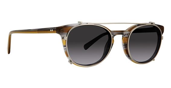 Life is Good Oscar Sun Clip Sunglasses