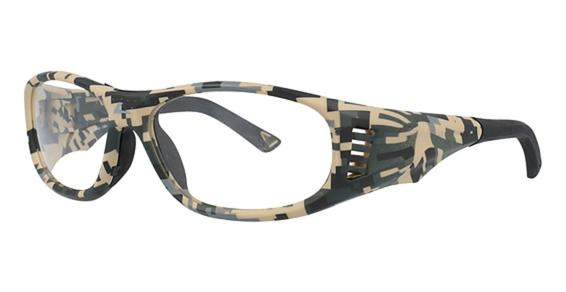 On-Guard Safety OG240S DEMO W/FULL DUST DAM Eyeglasses