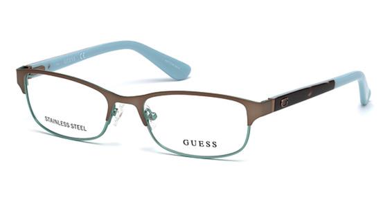Guess GU2614 Eyeglasses