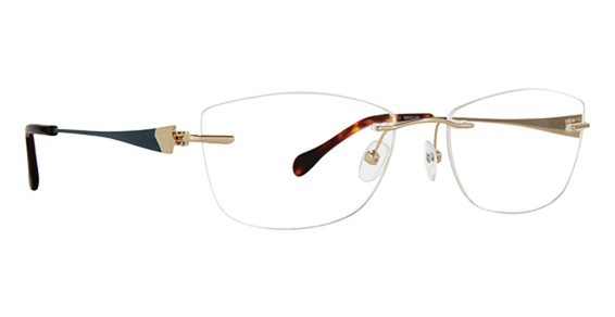 Totally Rimless TR 299 Circa Eyeglasses