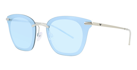 Emporio Armani EA2075 not rxable Sunglasses