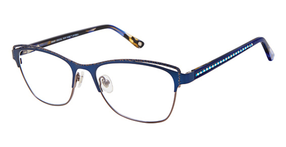 Jimmy Crystal New York Antibes Eyeglasses