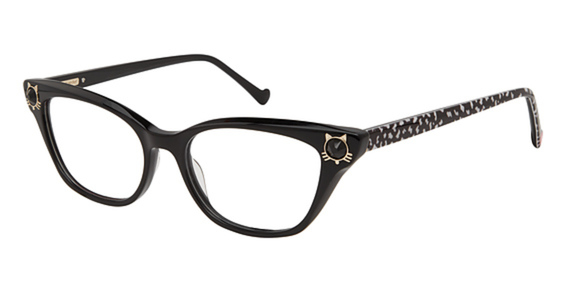 Betsey Johnson Cleopatra Eyeglasses