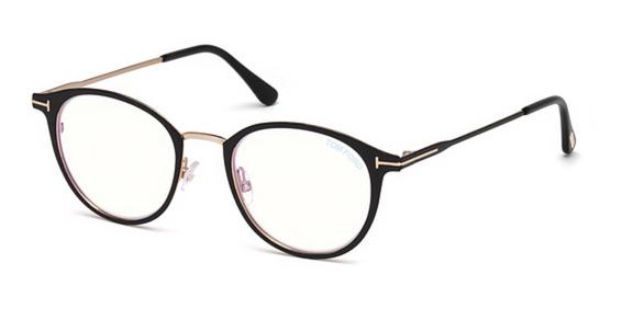 Tom Ford FT5528-B Eyeglasses