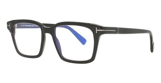 Tom Ford FT5661-B-N Eyeglasses