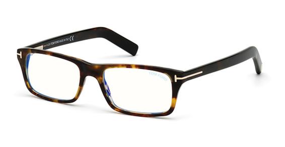 Tom Ford FT5663-F-B Eyeglasses