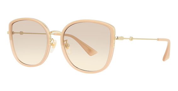 GUCCI GG0606SK Korean Fit Sunglasses - Eyestar Optical