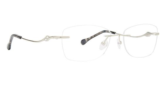 Totally Rimless TR 323 Trellis Eyeglasses