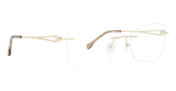 Totally Rimless TR 328 Bria Eyeglasses