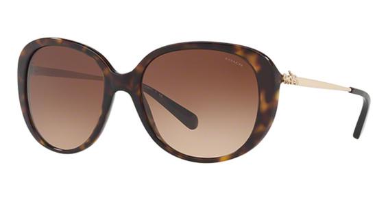 Coach HC8215F Sunglasses