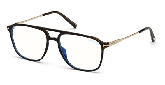 Tom Ford FT5665-B Eyeglasses