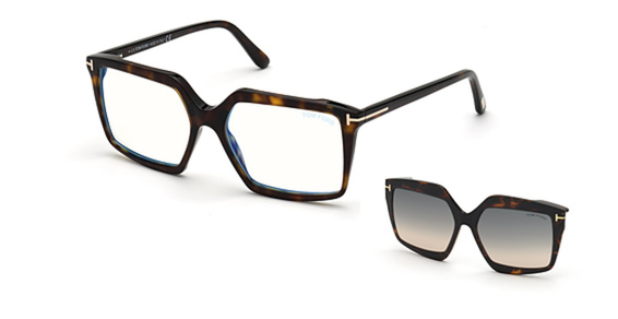 Tom Ford FT5689-B Eyeglasses