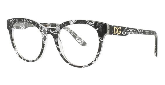 Dolce & Gabbana DG3334 Eyeglasses