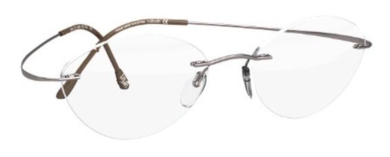 Silhouette 5515CV Eyeglasses